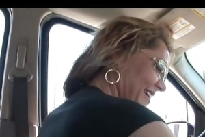 mama craves for a big dark cock