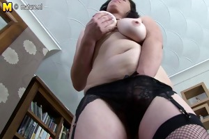 hairy british mother needs a fine fuck