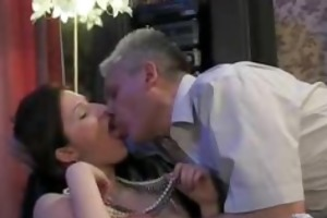 german old and young sex in stockings