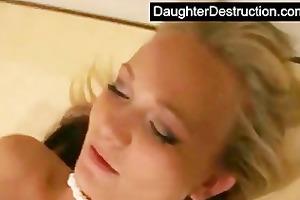 latin babe daughter drilled hard