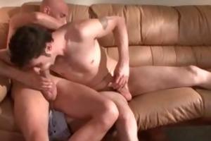 brothers hawt boyfriend receives pounder sucked