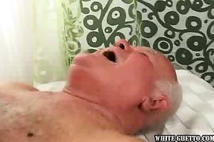 older man likes cream pie #03
