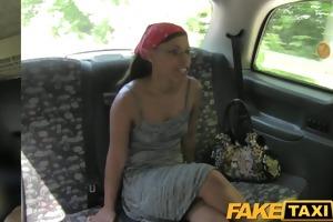 faketaxi jock loving passenger sucks off taxi chap