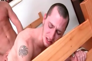 young boys acquire fucked by gay coarse dudes in