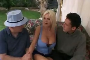 lori pleasure is a big boobed vixen, who has a co