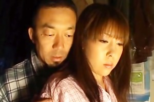 lascivious japanese milfs sucking and fucking