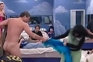big brother australia - gorilla dick dean