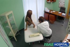 fakehospital spying on hawt juvenile sweetheart