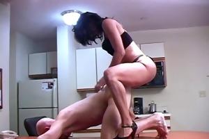 schoolgirl dominant-bitch