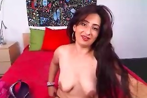 hot indian milf receives seduced on cam