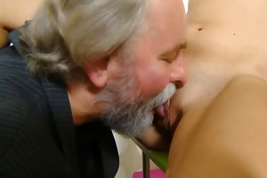 horny old teacher