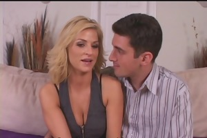 wifey obeys fresh youthful cock