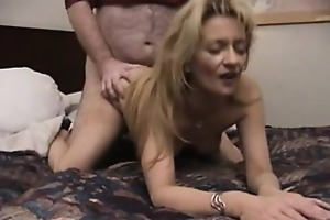 floozie and old mama loves to be drilled like a