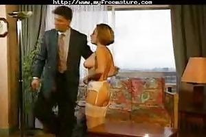 french carole marnie! mature mature porn granny