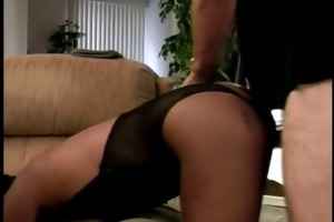 old codger bonks big beautiful woman large tit