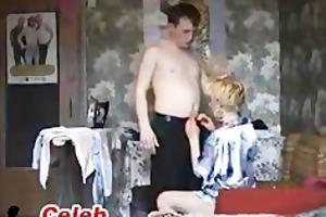 russian mama got young cock russian