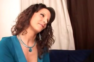 naughty wife seduces her younger stepson