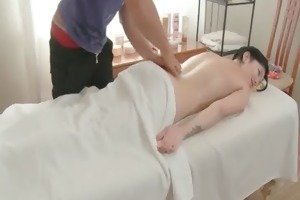 flawless massage tourn into hard constricted wet