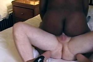 black daddy lost virgin...