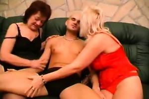 hot mature women taking turns