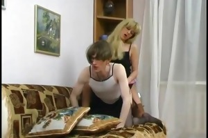 dong sister bonks not her sissy brother