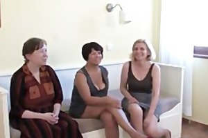 mature housewives are teasing