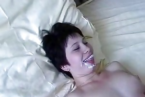 sexually excited 18 yr old floozy gets fucked