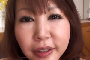 hot japanese mother i with big milk shakes rides