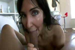 housewife loves cock pov
