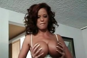 donita dunes - spices up sex with threesome
