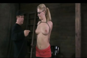 farmers daughter receives her tits bound 1
