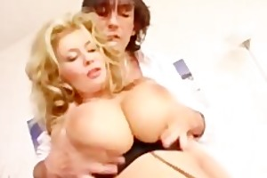 large titted cougar acquires her cookie drilled