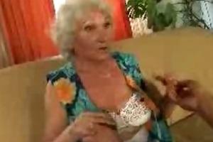 old granny hires a good fuck