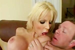 giant breasted danielle derek receives her holes