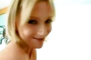 blond mother and daughter have sex in family
