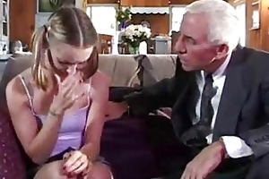 old man fuck the one and the other mommy and