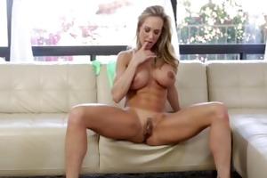 bigtit cougar brandi love makes her wet cunt cum