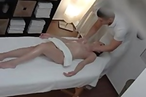 st hidden livecam in real massage salon