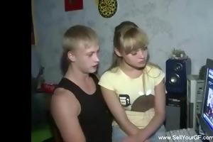 juvenile russian gal fucking most good friends