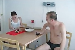 dad and youthful girl fuck