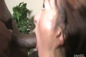 your mother goes for a large black cock 2