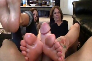 mother daughters ally footjob #2 daughters ally