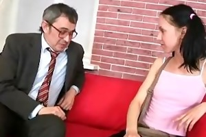 tricky old teacher - teachers usually been fired