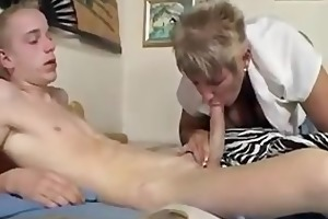 don�t read porn magazines lad when mamma can