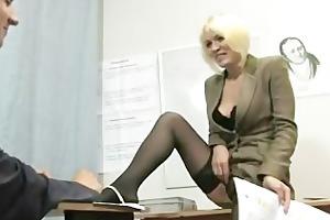 pretty fucked teacher
