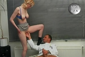 doctor fucks a young girl - venality productions