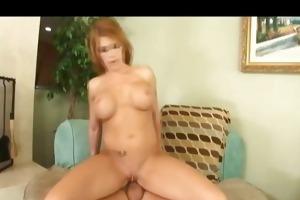 juvenile chick rides biggest cock