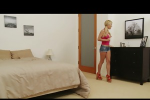 horny juvenile blond tasha reign daydreams about