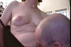 old french mature suggests her ass
