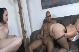 mature d like to fuck takes on big darksome cock 3